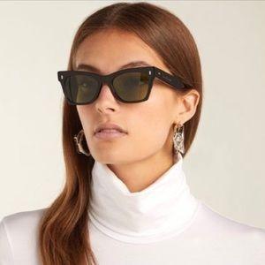 NEW Celine Black Cat Eye CL40052U Sunglasses